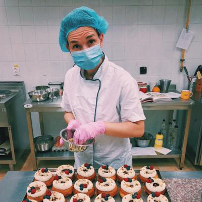 Blind Trust The Baker