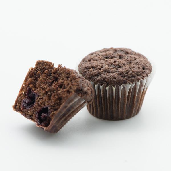 Mini-muffins cu ciocolată