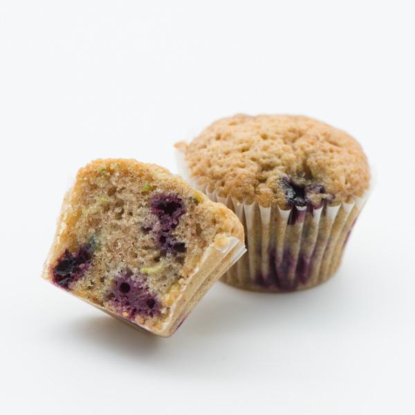 Mini-muffins cu zuchinni