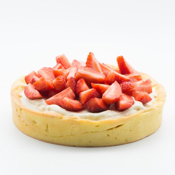 Mini-tarte vanilie și fructe