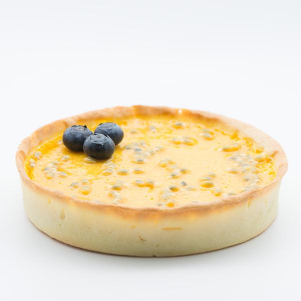 Mini-tarte exotice